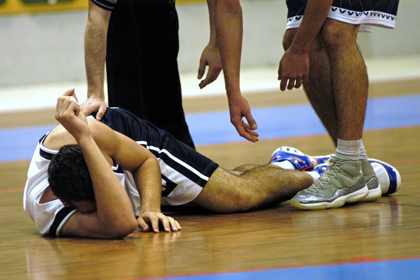 blessure sportive
